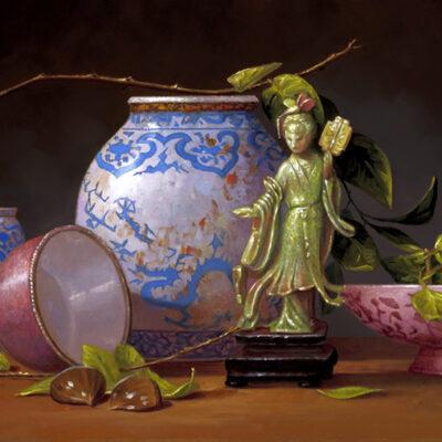 Cherished Treasures by Rino Gonzalez
