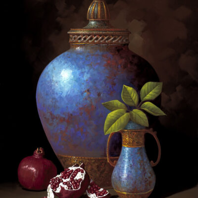 Heirlooms and Pomegranates by Rino Gonzalez