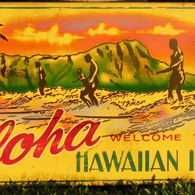 Aloha Hawaiian Islands by Steven Neill
