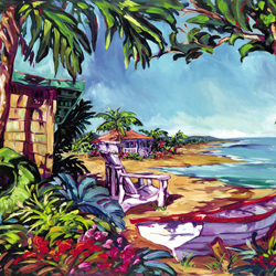 Caribbean Dream by Steve Barton