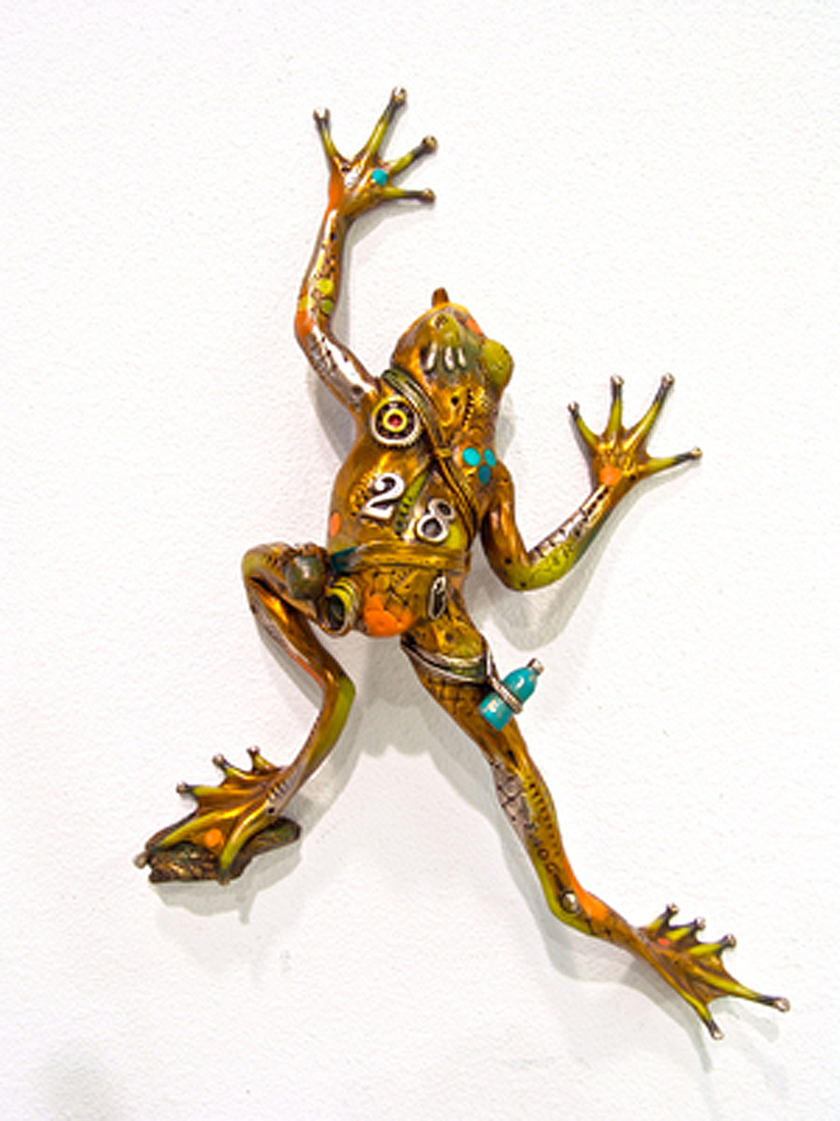 Sticky Climber (wall) by Nano Lopez