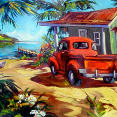 Tropic Dreams by Steve Barton