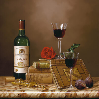 "Evening Of Romance 20x24"" by Rino Gonzalez"