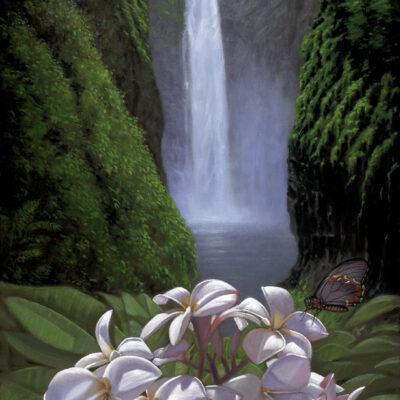 """Island Paradise 10x20"""" by Rino Gonzalez"""