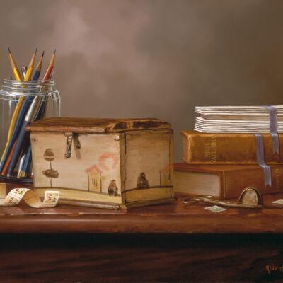 Memories of Yore by Rino Gonzalez