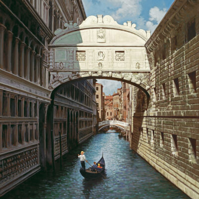 The Bridge of Sighs by Rino Gonzalez