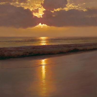 "Tranquil evening 16x20"" by Rino Gonzalez"