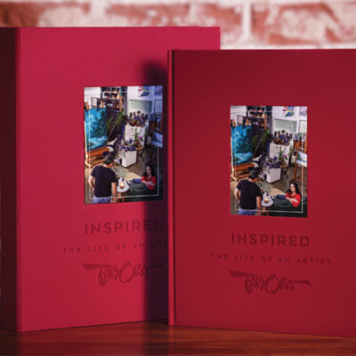 Inspired: Collectors Edition by Roy Tabora