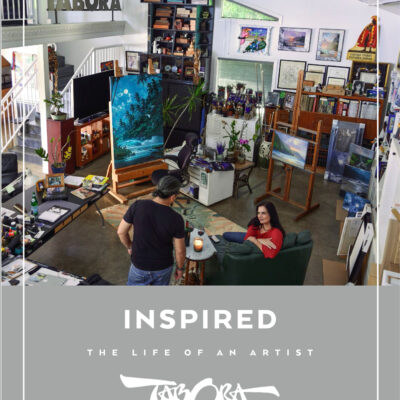 Inspired: Standard Edition by Roy TaboraInspired standard edition by Roy Tabora