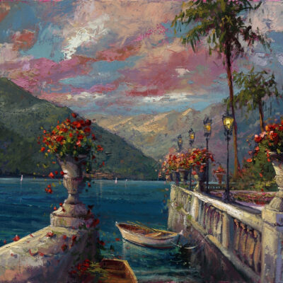 Bellagio by Steven Quartly