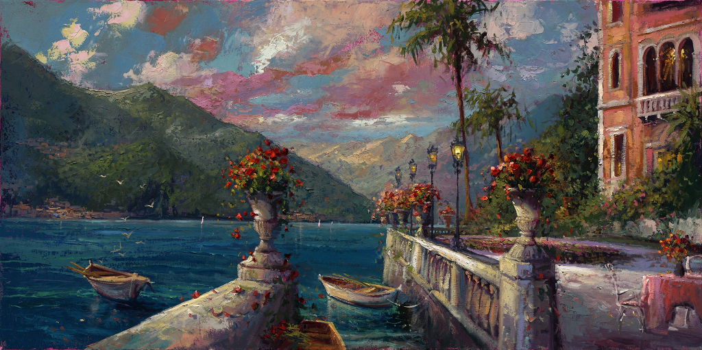 Bellagio by Steven Quartly