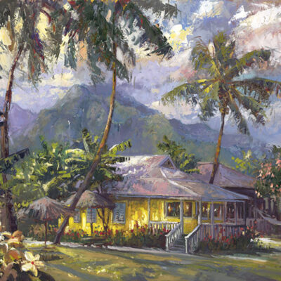 Heavenly Hanalei by Steven Quartly