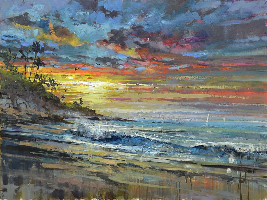 Laguna Sunrise by Steven Quartly