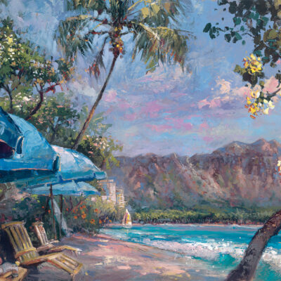 Waikiki Dreams by Steven Quartly
