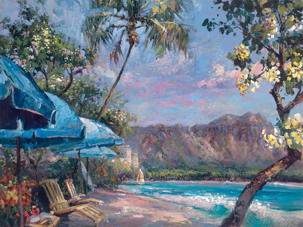 Waikiki Dreams by Steven Quartly