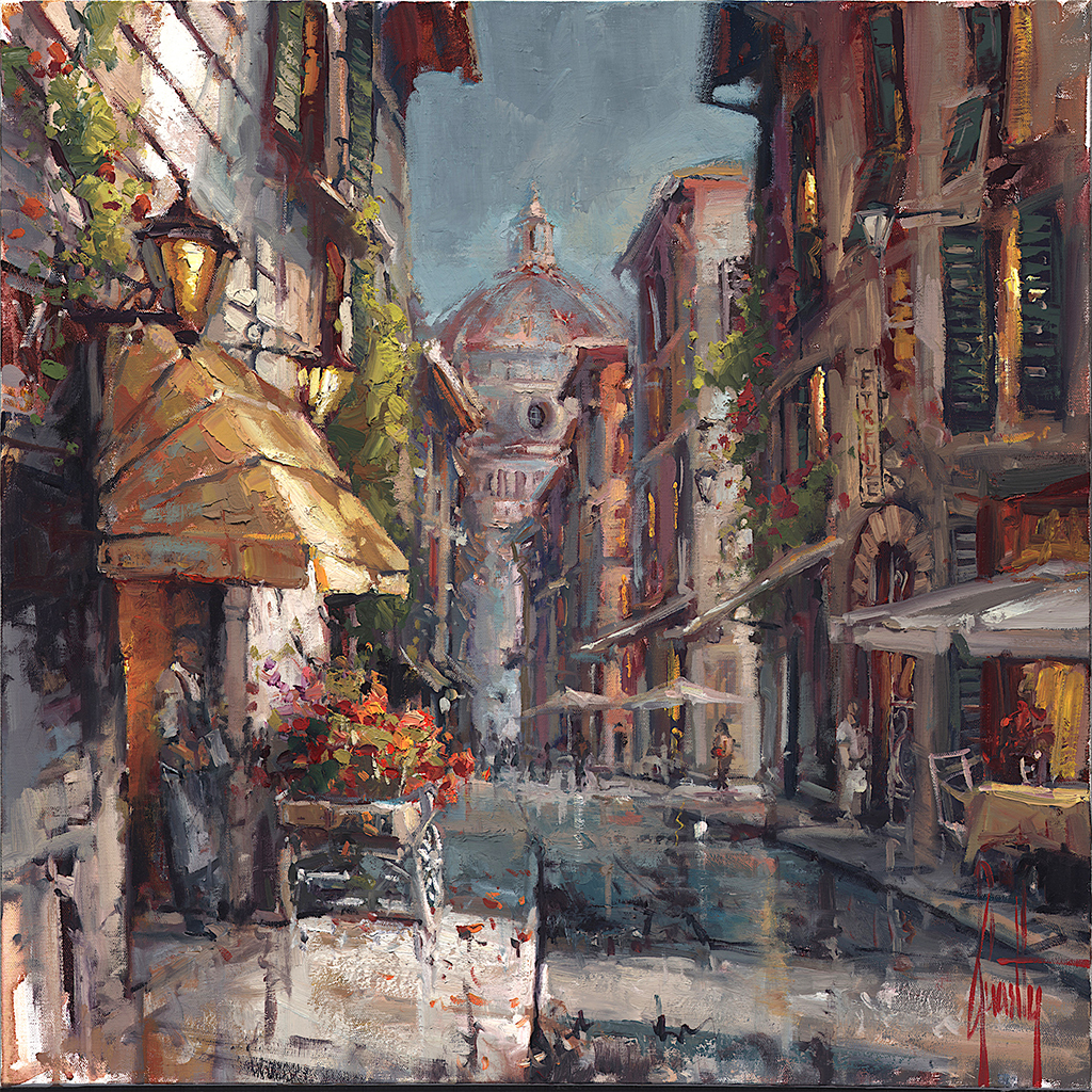 After The Rain by Steven Quartly