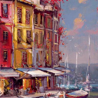 Riviera Light by Steven Quartly