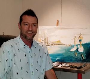 Chuck Joseph, Artist