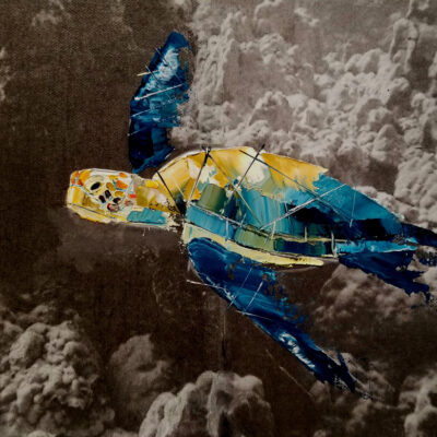 "Honu Reef 9x12"" by Chuck Joseph"