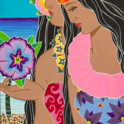 In Praise Of Hawaii by Steve Mei
