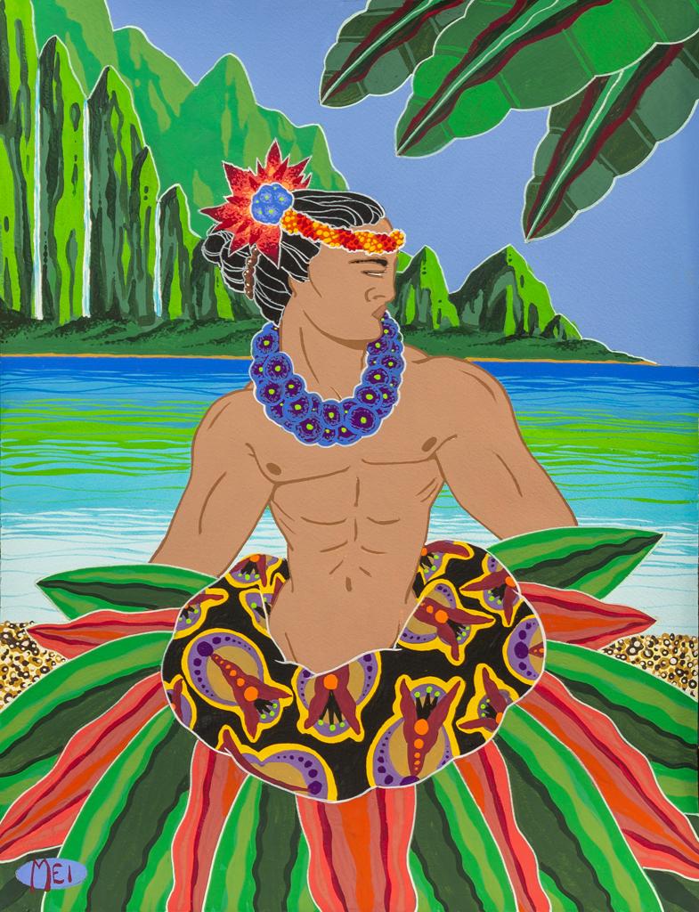 Kane Hula by Steve Mei