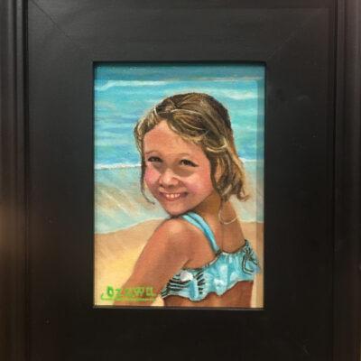 Beach Girl by Mimi