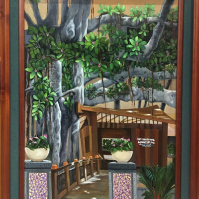 Banyan Tree by Mimi Ozawa