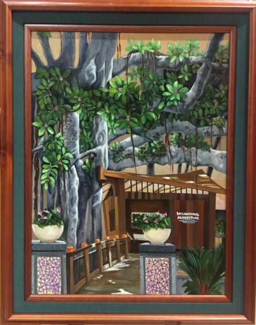 Banyan Tree by Mimi Ozawa