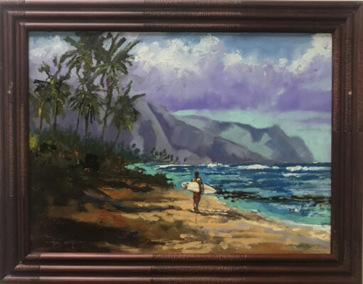 Considering Kaena Point by Norm Daniels