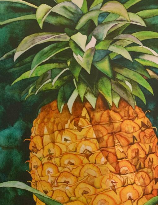 """Kauai Gold 11x14"""" by Coco"""