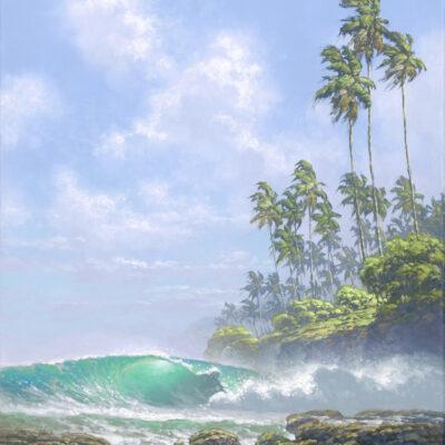 "Gentle Harmony 9x12"" by Roy Tabora"