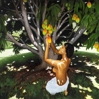Mango Picker by Pepe