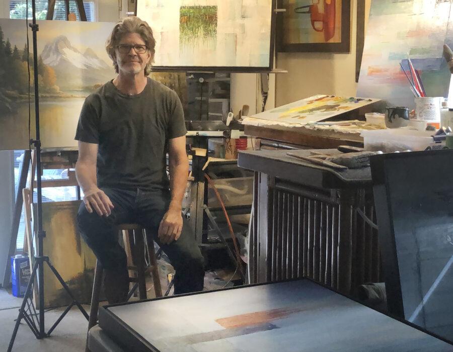 Steve Matson, Artist