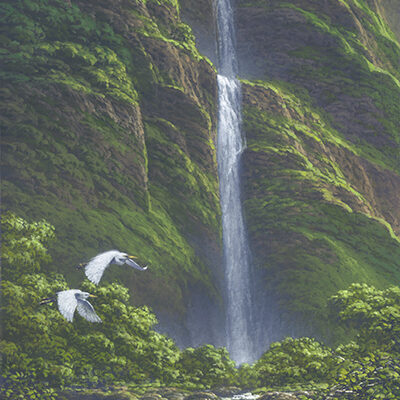 Hidden Majesty by Roy Tabora
