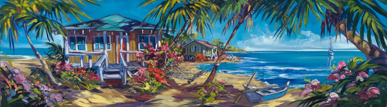 """Eden's Isle"" by Steve Barton"