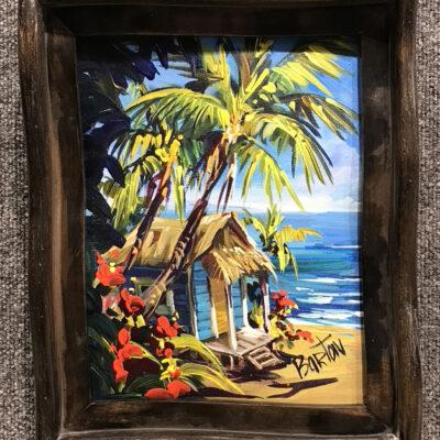 """Beach Chic 8x10"""" by Steve Barton"""