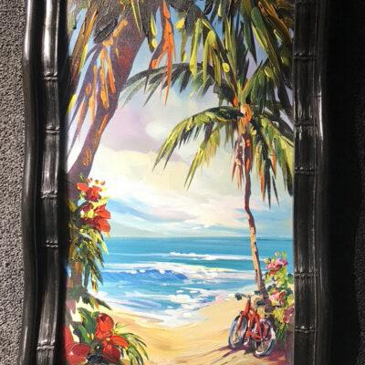 "Breakers Beach 12x24"" by Steve Barton"