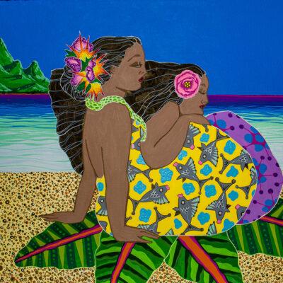 Haena Wahine by Steve Mei