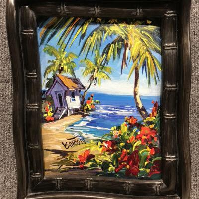 "Ocean Cottage 8x10"" by Steve Barton"