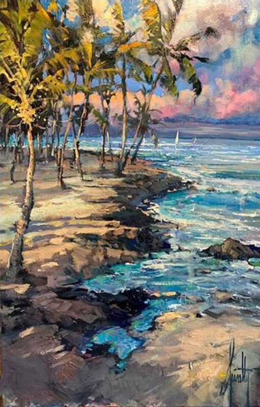 Paradise Morning by Steven Quartly