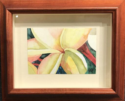 Plumeria No. 1 by Coco