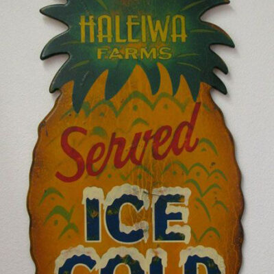 Haleiwa Farms Served Ice Cold by Steven Neill