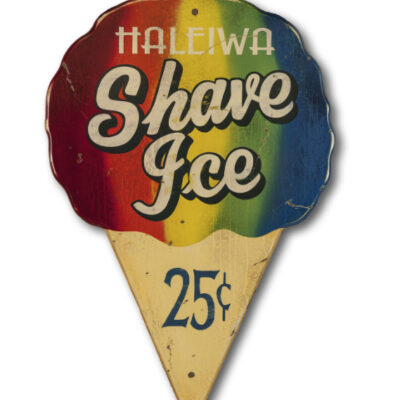 Haleiwa Shave Ice by Steve Neill