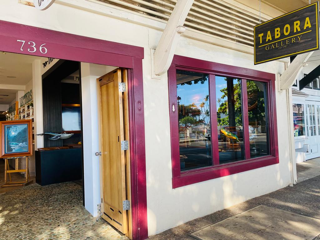 Tabora Gallery Lahaina Maui Hawaii