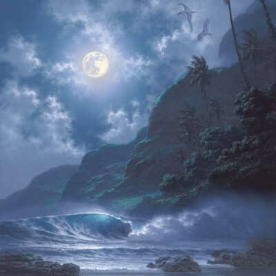 Moondance by Roy Tabora